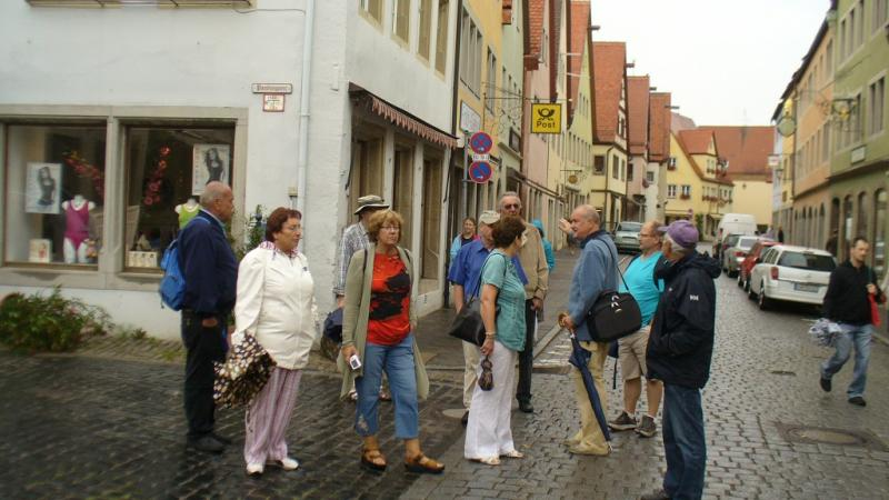 Rothenburg o.d.Tauber 2012